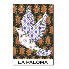 loteria postcards as save the dates?