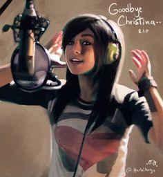 Christina Grimmie _ R.I.P by Hachiko88 《pinterest: @ninabubblygum》