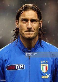 Francesco Totti - Euro 2004 #Captain #Legend #ASRoma #SerieA #Calcio #Totti #10 #Euro2004 #ItalyNT #Italia #Azzurri As Roma, Football Soccer, Football Players, Totti Francesco, Fifa, Italy National Football Team, International Football, Sports Stars, Best Player