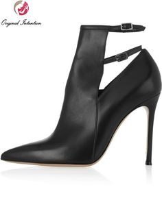 Click to Buy    Original Intention Elegant Women Pumps Pointed Toe Thin  Heels.    926b5ca04645