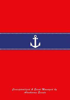 Cruise Theme Customised Card