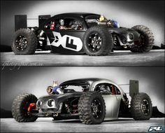 Danny Huynh Showing off some shots of his latest creations Featuring Pro-Line Bodies