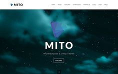 Elegant looking WordPress themes from Bootstrap