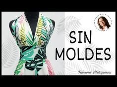 DIY Vestido sin moldes estilo Marilyn Monroe - Patrones gratis Estilo Marilyn Monroe, Diy Vestido, Make Your Own, How To Make, Dress Outfits, Dresses, Diy And Crafts, Sewing Patterns, One Piece