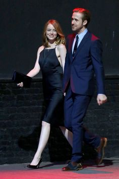 Emma Stone and Ryan Gosling | La La Land