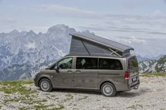 Mercedes revealed the Marco Polo Activity alongside the latest Marco Polo at the 2014 Düss...