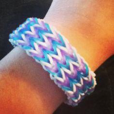 Rainbow loom triple fishtail bracelet <3 Fishtail Bracelet, Rainbow Loom, Bracelets, Ideas, Jewelry, Jewlery, Jewerly, Schmuck, Jewels