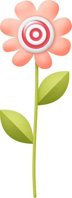 SPRING FLOWER CLIP ART