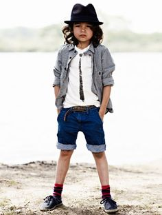 Scotch Shrunk. if i ever have a little boy he will dress like this