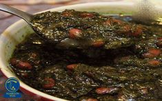 قرمه سبزی با قارچ Mushroom Food, Mushroom Recipes, Stuffed Mushrooms, Pork, Beef, Stuff Mushrooms, Kale Stir Fry, Meat, Pork Chops