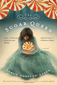 Sarah Addison Allen is the author of The Peach Keeper, The Girl Who Chased the Moon, Garden Spells, and The Sugar Queen. I Love Books, Great Books, Books To Read, My Books, Library Books, Open Library, Amazing Books, Local Library, Love Reading