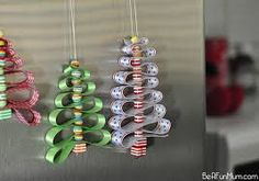 christmas decorations made kids - Google Search