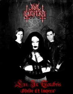 EVIL LUCIFERA Set To Release New EP — Everything Heavy Metal