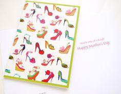 Mother's day   Caspari   Illustration by masaki ryo