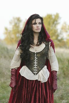 Red Riding Hood, Once Upon a Time