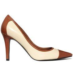 Lauren By Ralph Lauren Shoes, Adley Pumps ($52) ❤ liked on Polyvore