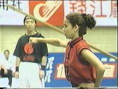 ▶ Extreme Qigong Kung Fu Martial Arts Competition China - from 1999; 29:33, March 5, 2012, YouTube: Yikes, this is beyond amazing.