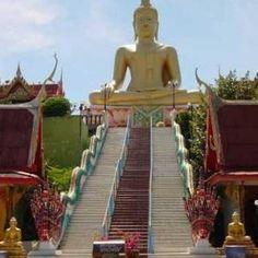 Big Buddah. Thailand.