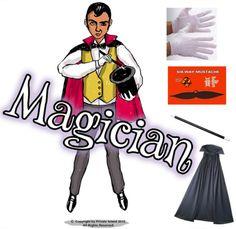 $9.99 Magician Instant Costume 4409