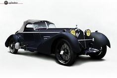 Alfa Romeo 8C 2300 Speedster by Eagle Coachworks, 1934