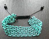 bracelets en perles japonaises fabriqué en bretagne