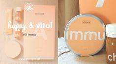 CAPS immu - Mit Vitalpilzen Immunsystem anregen. Eine Produktvorstellung. Happy, Healthy Life, Immune System, Fungi, Health, Ser Feliz, Happiness, Being Happy