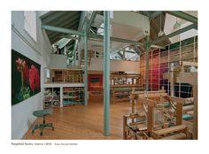 Studios, Then and Now | Portfolio | Helena Hernmarck