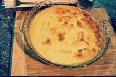 Lemon Pudding – sweet and tart