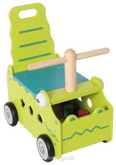 Schiebewagen Krokodil 110965