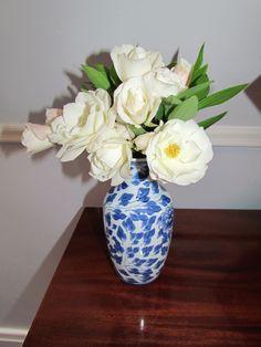 These fabulous stylish little touches abound throughout the hotel - fresh gardenias