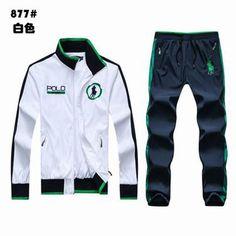 Polo Ralph Lauren Men s Tracksuit White Track Suit Men, Men Clothes, Outlet  Store, 4398ee61d4c3