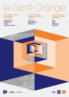 Orange, partenaire de la Paris Design Week. Retrouvez-nous dans Le Carré Orange, du 9 au 15 septembre 2013 - 34 Quai d'Austerlitz - Paris 13 #Orange #design