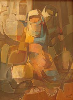 Iraqi artist : felah alsaidi