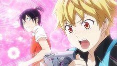 Imagen de anime, yatogami, and gif