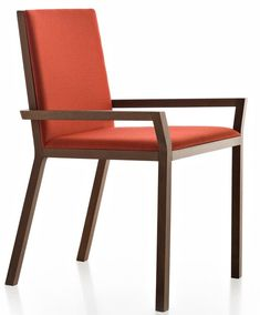 Armless Chair, Armchair, Side Chairs, Accent Chairs, Mid Century, Dining, Wood, Projects, Wings