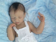 Full Body Solid Silicone Platinum Baby BOY # 4 of 7 Worldwide Reborn Doll. BEAUTIFUL!!!!!
