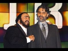 Andrea Bocelli and Luciano Pavarotti - A Marechiare - Uploaded on Oct 2011 Pavarotti and friends 2003 Opera Music, Opera Singers, Classical Opera, Classical Music, Dancing In The Kitchen, Romantic Music, Cant Help Falling In Love, Papa Francisco, Music Covers