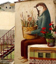 Graffiti is a form of art too!Street art! This from Mexico.,  by Alegria del Prado.Αξιολογώντας την τέχνη του graffiti   have2read