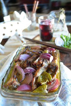 スペアリブのコンフィ : 元バーテンダーの簡単家バルレシピ 金魚の肴 青山金魚