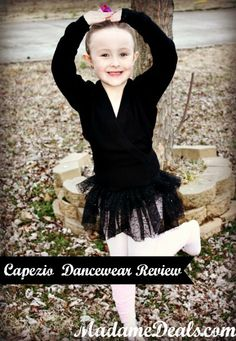 Capezio Dancewear Review #Dance #Ballet