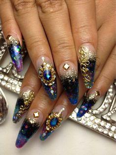 nails!! #nail #nails #nailart #unha #unhas #unhasdecoradas