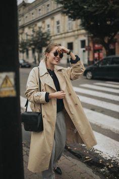 Street Style: Oversized - Jestem Kasia Blog