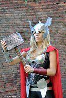 Thor girl by ~RufyXRinoa on deviantART