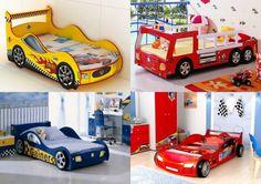 детская кровать-машина своими руками