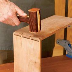 Dead Mallet Able Plan Wood Tools Diy Marking Gauge