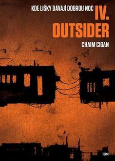 Outsider - Chaim Cigan | Kosmas.cz - internetové knihkupectví