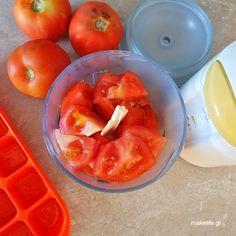 Πως θα φυλάξουμε λεμόνι και ντομάτα στην κατάψυξη Stuffed Peppers, Vegetables, Food, Cooking Food, Tips, Stuffed Pepper, Essen, Vegetable Recipes, Meals