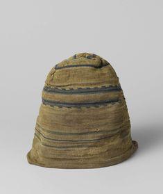 Wollen mutsen van Nederlandse walvisvaarders, anoniem, ca. 1700 - ca. 1800
