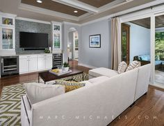 Lennar New Homes For Sale - Building Houses and Communities Transitional Living Rooms, Geometric Rug, New Homes For Sale, Model Homes, Game Room, Building A House, Interior Design, Interior Ideas, Floor Plans