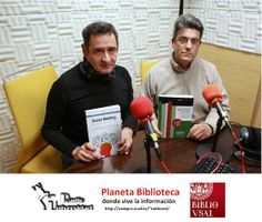 """Planeta Biblioteca. Julio Alonso Arévalo y José Antonio Cordón. Presentación de los libros """"Social Reading"""" y """"El Ecosistema del Libro Electrónico"""" Noviembre de 2013"""